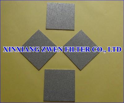 Metal Powder Filter Sheet