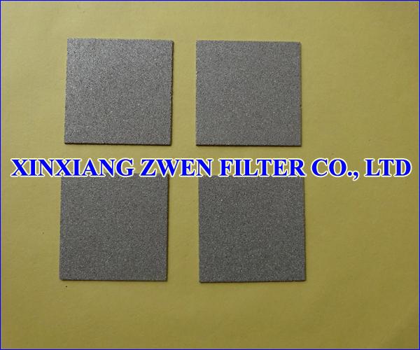 Ti Porous Filter Sheet