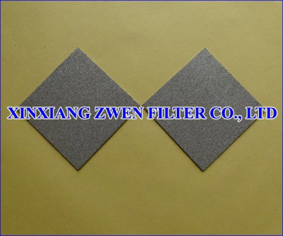 Metal Powder Filter Sheet