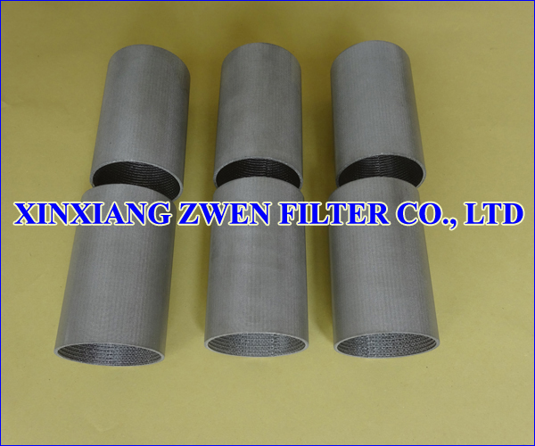 Stainless Steel Sintered Filter Tube