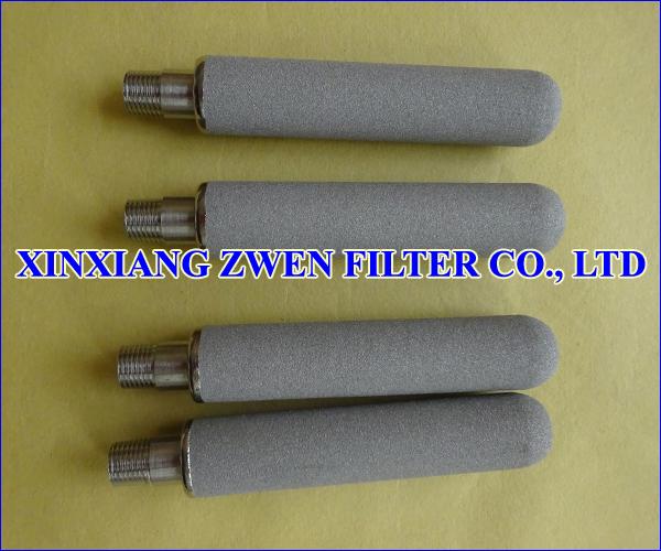 Metal Powder Filter Element