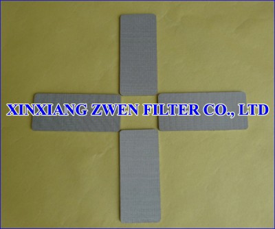 Stainless Steel Porous Filter Sheet