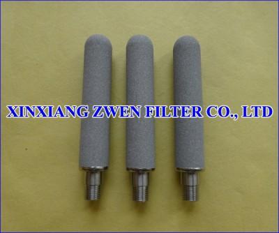 Ti Porous Filter Element