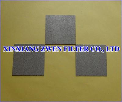 Sintered Metal Powder Filter Plate