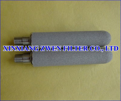 Metal Porous Filter Cartridge
