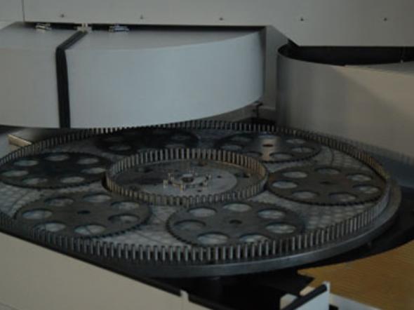 陶瓷平面研磨机