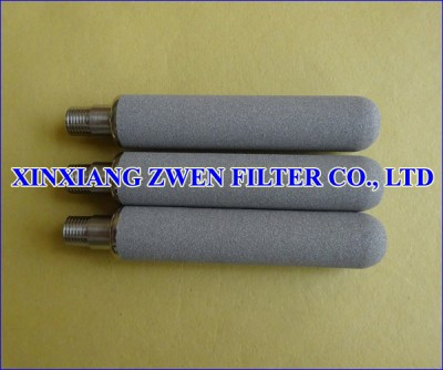 Metal Porous Filter Element