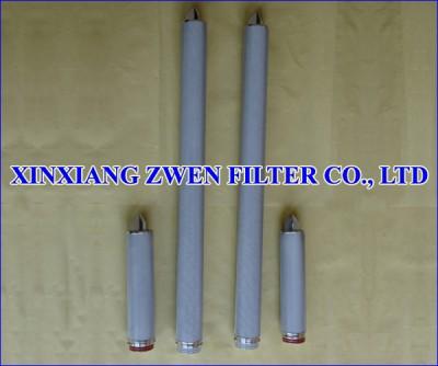 SS Sintered Filter Element