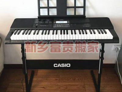 电钢琴搬家