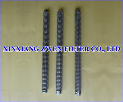 Pleated Metal Filter