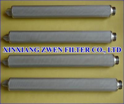 SS Sintered Filter