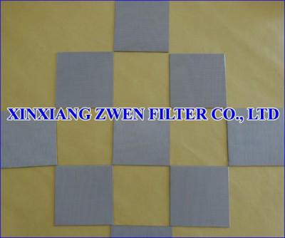 Metal Filter Plate