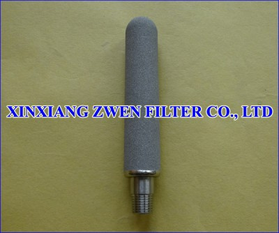 SS Powder Filter Cartridge