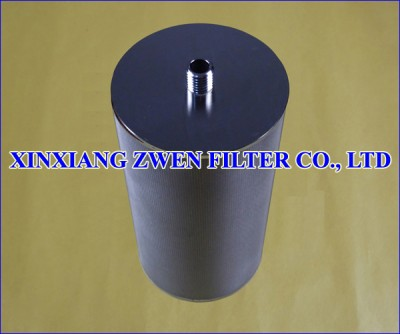 Sintered Metal Filter Element