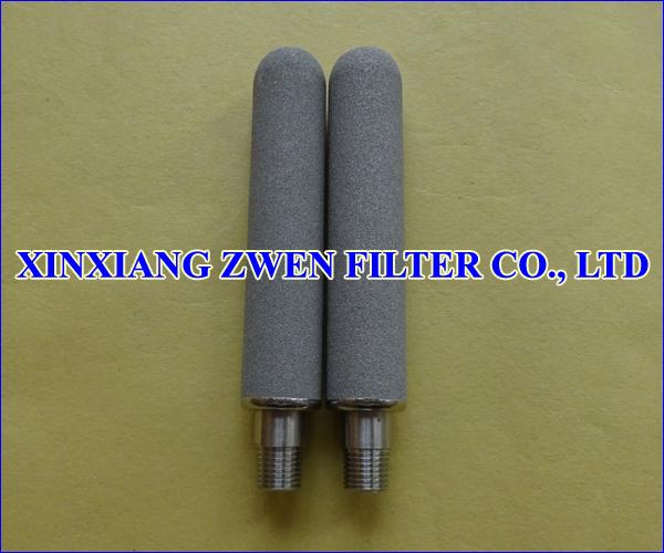 Ti Porous Filter Cartridge