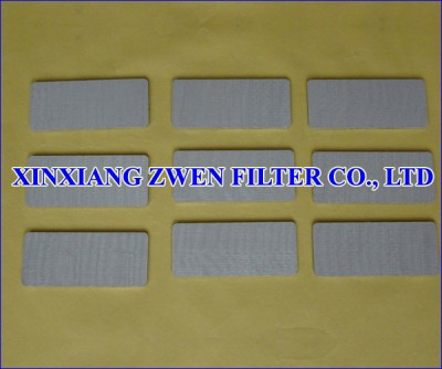 Stainless Steel Sintered Filter Sheet