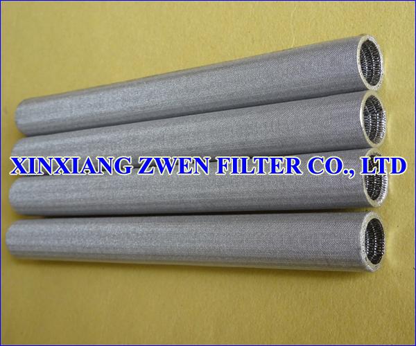 Sintered Porous Tube