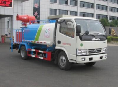 东风多利卡绿化喷洒车主要技术性能参数(专业型)