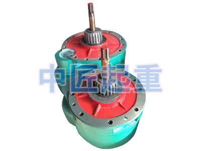 16T电动葫芦减速机