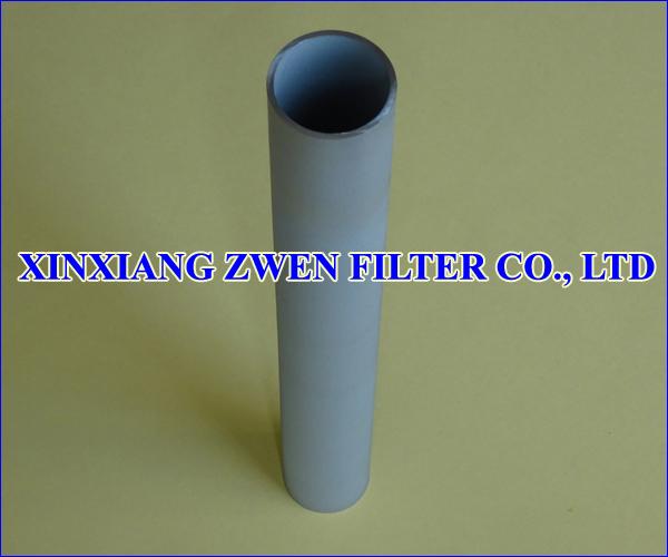 Titanium Powder Filter Tube