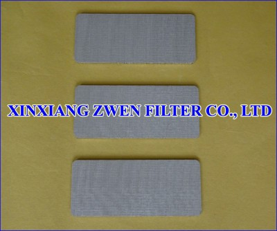 Sintered Porous Plate