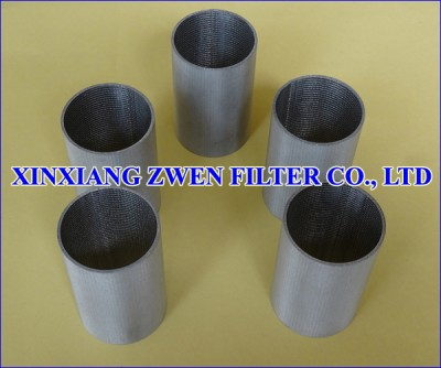 316L Sintered Filter Tube