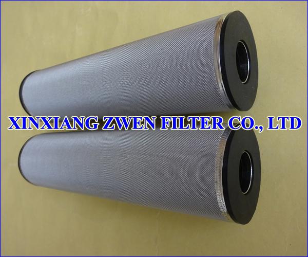 316L Sintered Filter Element