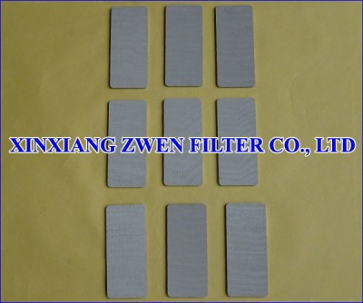 SS Porous Filter Plate