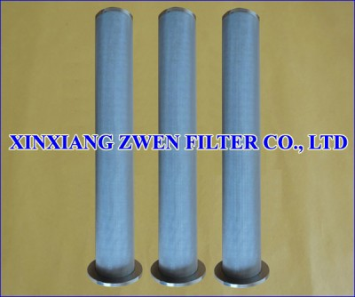 Stainless Steel Sintered Porous Filter