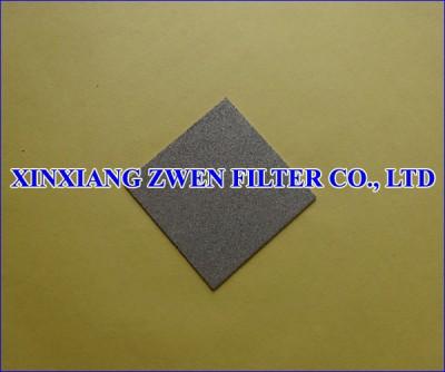 Sintered Metal Powder Filter Sheet