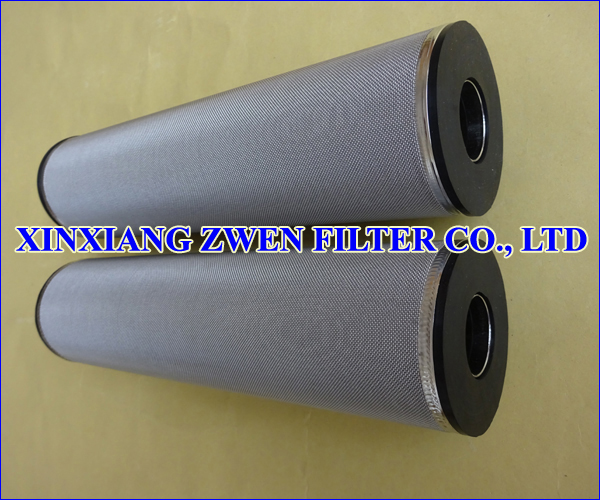 Multilayer Sintered Filter