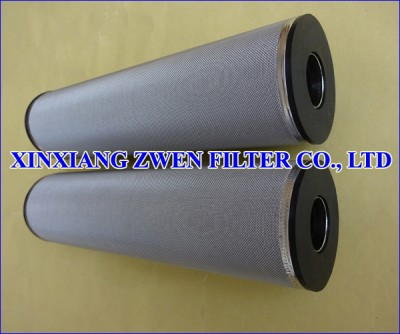 Multilayer Sintered Filter