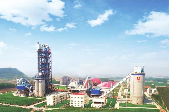 中联水泥公司石灰石保障基地1