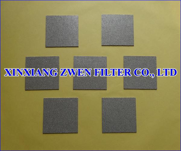 Ti Powder Filter Sheet