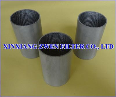 Metal Filter Tube