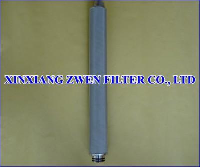 Sintered Mesh Filter Cartridge