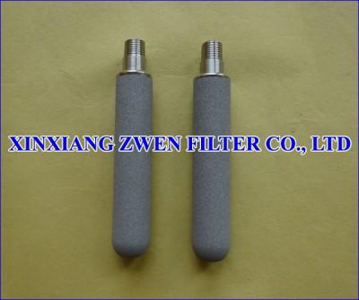 SS Powder Filter Element