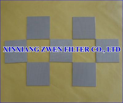Sintered Mesh Filter Sheet