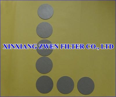 Ti Powder Filter Disc