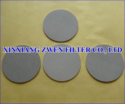 SS Powder Filter Disc