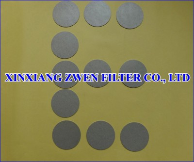 Metal Powder Filter Disc