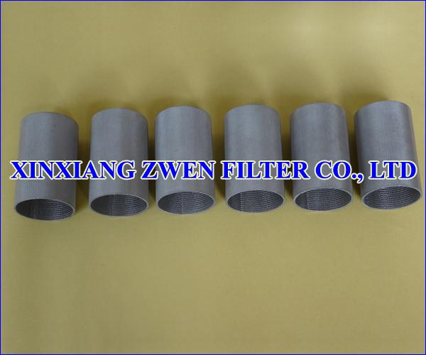SS Porous Filter Tube
