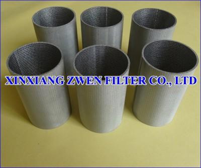 Sintered Filter Tube