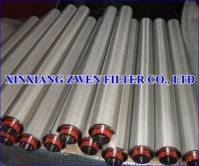 304 Sintered Filter