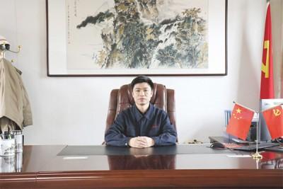 安钢集团冶金炉料有限责任公司党委书记、董事长、总经理 李军希