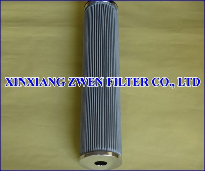 Pleated Wire Mesh Filter