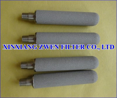 Stainless Steel Porous Filter Element
