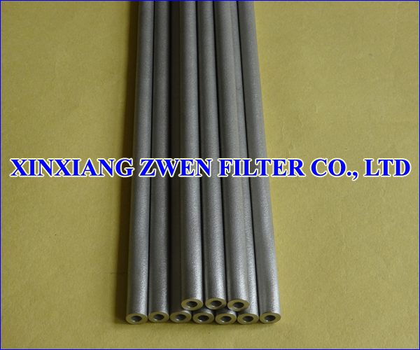 Sintered Metal Porous Filter Tube