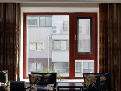 安阳木包铝门窗