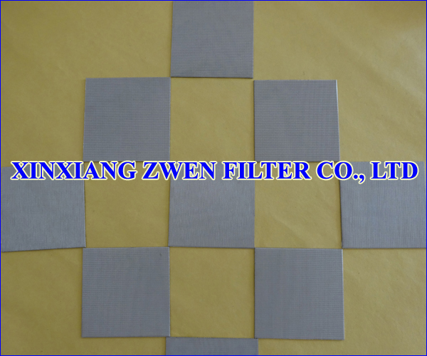 Sintered Metal Wire Mesh